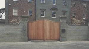 Wooden Gates (1)
