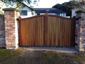 Wooden Gates (13)