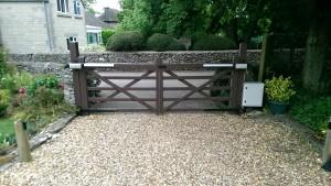 Wooden Gates (19)