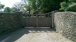 Wooden Gates (20)