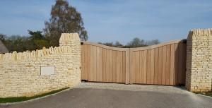 Wooden Gates (26)