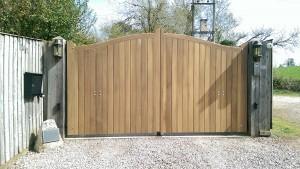 Wooden Gates (29)
