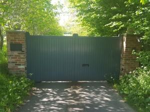Wooden Gates (30)