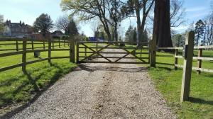 Wooden Gates (4)