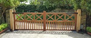 Wooden Gates (40)