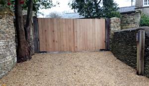 Wooden Gates (5)