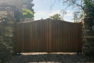 Wooden Gates (51)
