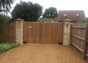 Wooden Gates (6)