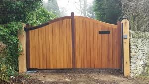 Wooden Gates (60)
