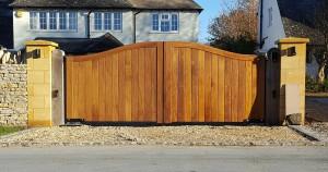 Wooden Gates (61)