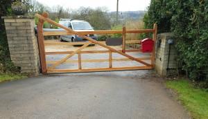 Wooden Gates (62)