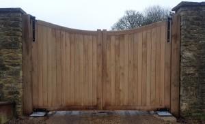Wooden Gates (70)
