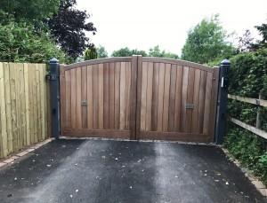 Wooden Gates (72)