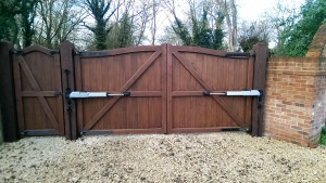 Wooden Gates (8)