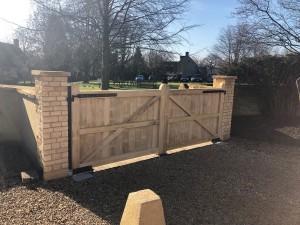 Wooden Gates (80)